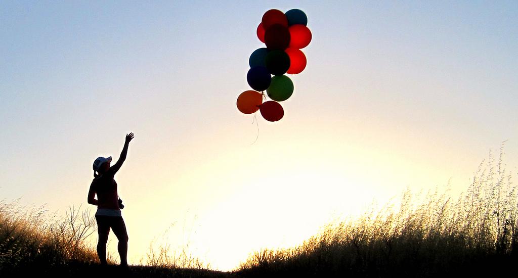 Lasciare Andare per vivere più sereni
